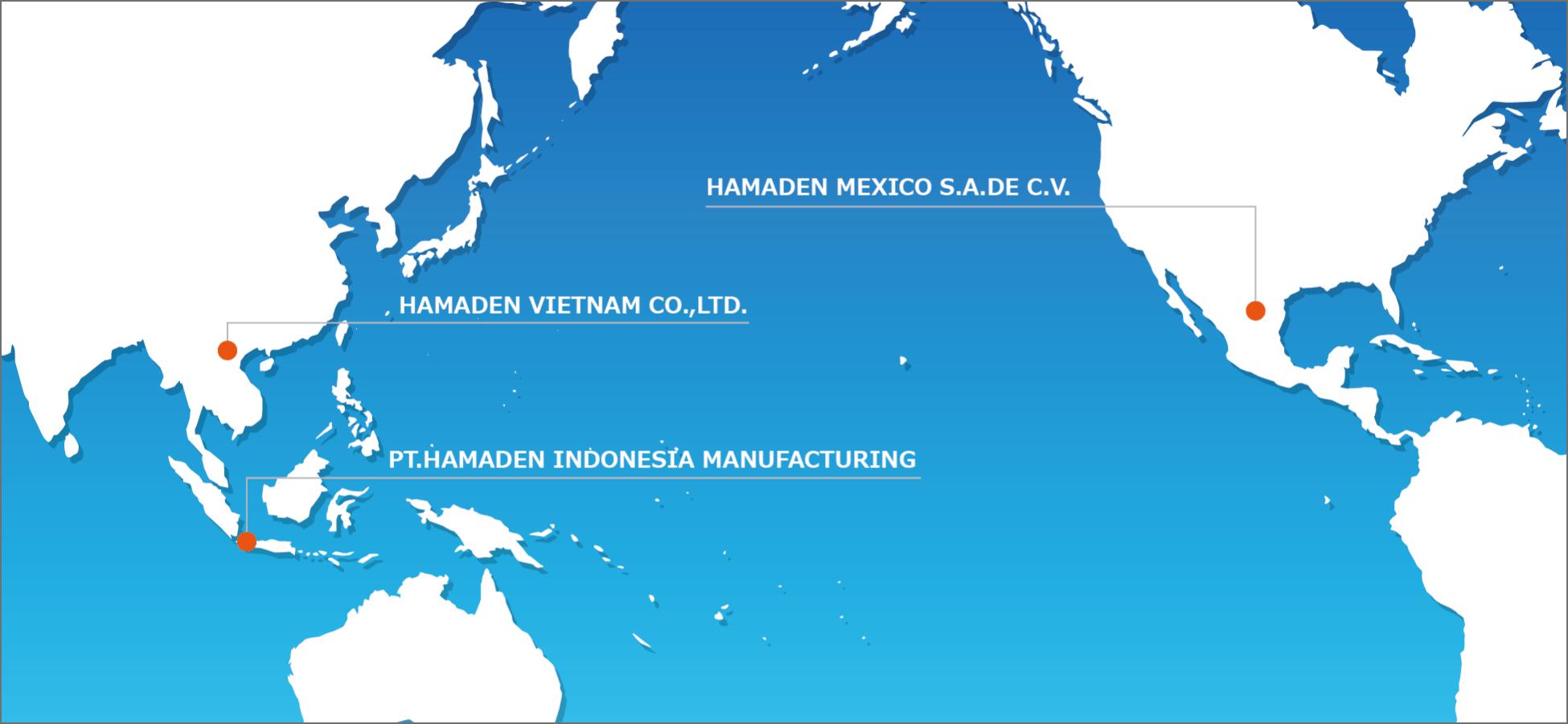 Business Network(Overseas)