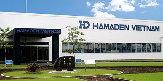 HAMADEN VIETNAM CO.,LTD.