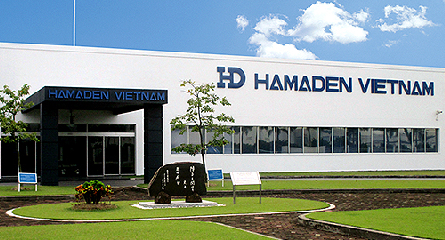 HAMADEN VIETNAM CO.,LTD.