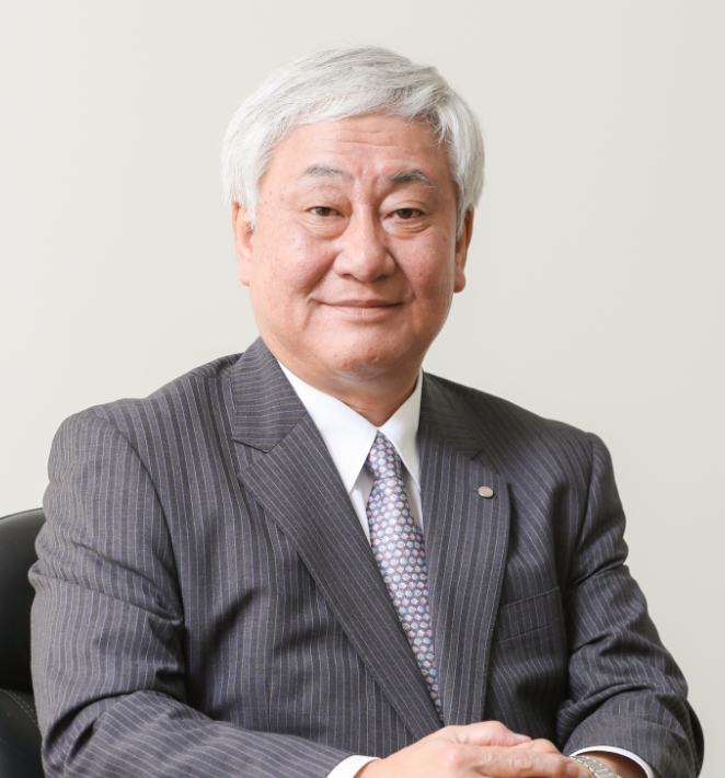 Akio Tajima, President HAMANAKODENSO CO.,LTD.