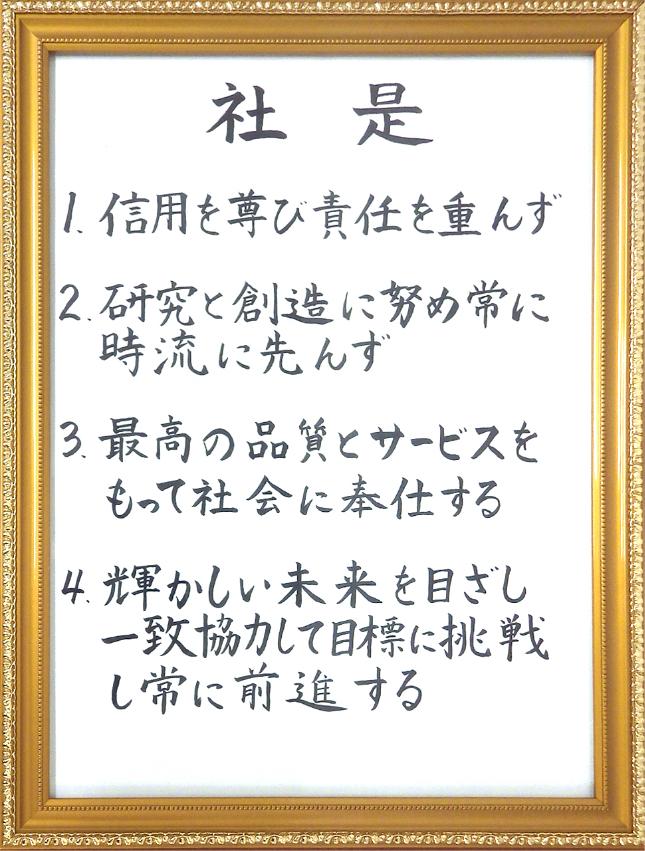Original mission statement
